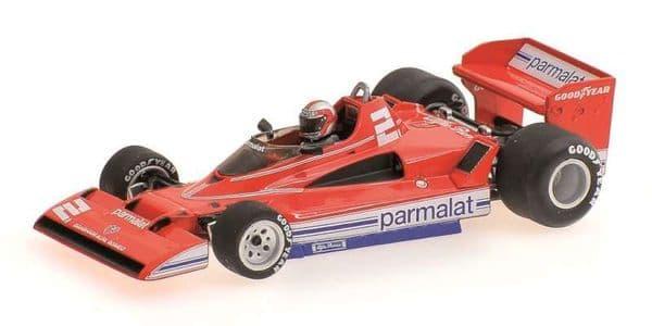 MINICHAMPS 400 780002 - Brabham Alfa Bt45C 1978 - Watson